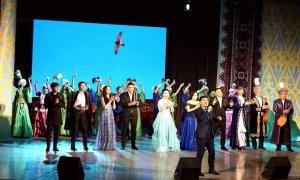Национально-культурная автономия казахов Тюменской области отметила 10-летний юбилей