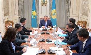 Президент Казахстана провел совещание в преддверии Каспийского саммита