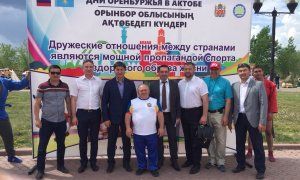 Оренбург – Актобе: новый виток сотрудничества