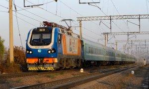 Разовый поезд в начале сентября свяжет Алматы и Новосибирск