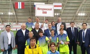 Казахстанские команды приняли участие в Международных играх «Сила духа» в Омске